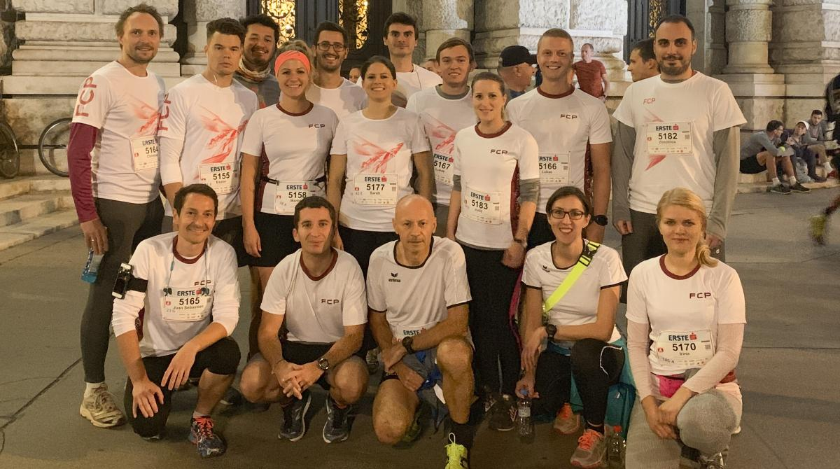 Vienna Night Run 2019